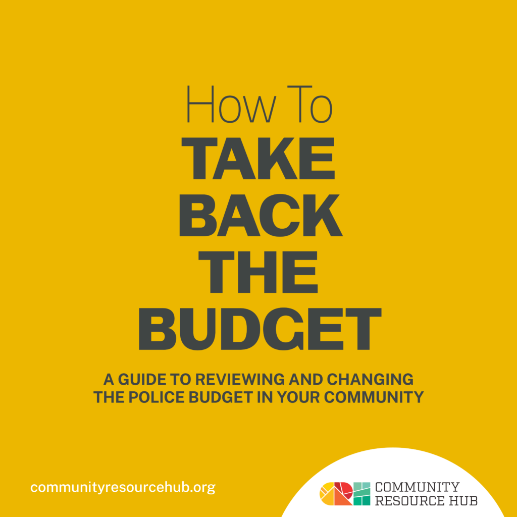How to Take Back the Budget