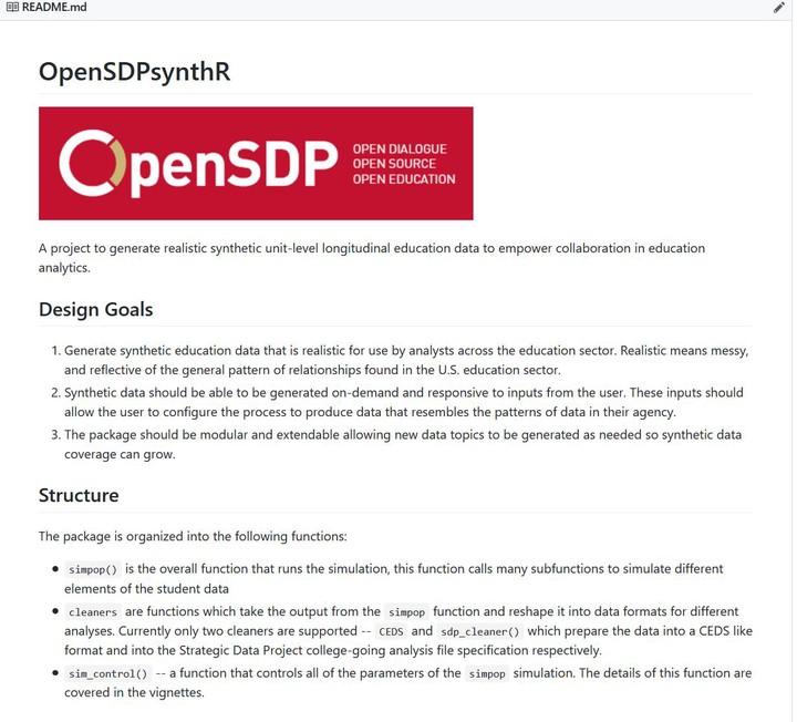 OpenSDP